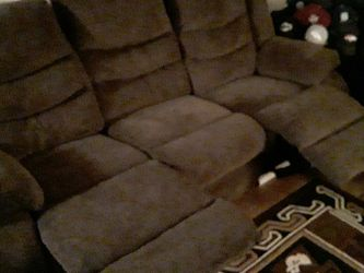 Couches Recliner 6 Months Old Barely Used for Sale in Denver,  CO