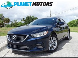 2016 Mazda Mazda6 for Sale in West Palm Beach, FL