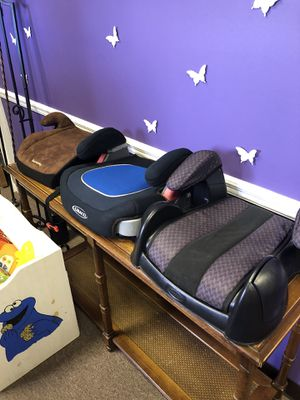 Child booster seats for Sale in Greensboro, NC