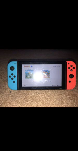 Nintendo Switch + extras! (trades?) for Sale in Tacoma, WA