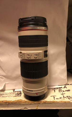Canon 70-200 f4 IS USM for Sale in Washington, DC