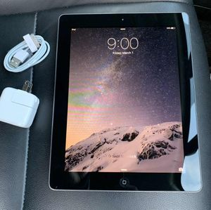 Apple iPad 3 with(64GB) 9.7inch and phone ability. Perfect condition.... Any Country for Sale in Springfield, VA
