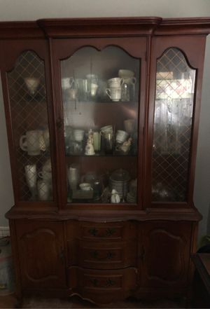 Antique China cabinet for sale for Sale in Atlanta, GA