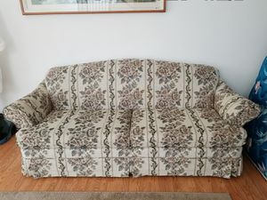Sofa set (sofa with love seat) for Sale in Rockville, MD