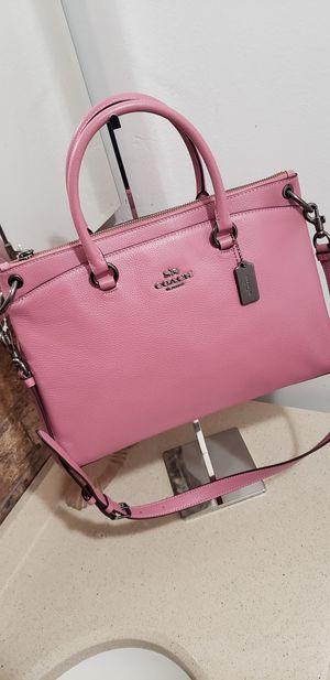 Pink coach purse for Sale in Phoenix, AZ