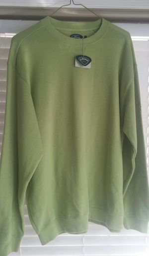Callaway Men's Golf Sweater/XXL for Sale in Darnestown, MD
