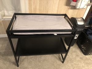 Baby changing table for Sale in Lacey Township, NJ