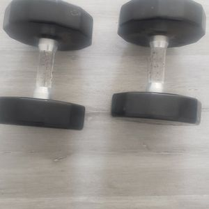 40LB Dumbells Iron Grip for Sale in Los Angeles, CA