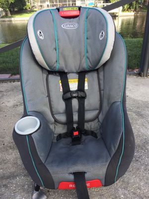 Used Graco Mysize Convertible Car Seat for Sale in West Palm Beach, FL