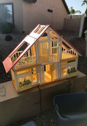 1978 Barbie dream house collectible for Sale in Glendale, AZ