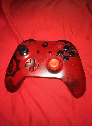 custom Gears 4 Controller for Sale in Palermo, CA