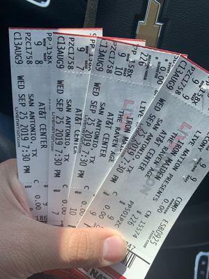 Iron Maiden tickets for Sale in Brownsville, TX