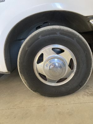 Ford wheels 8x170 for Sale in Wilton, CA