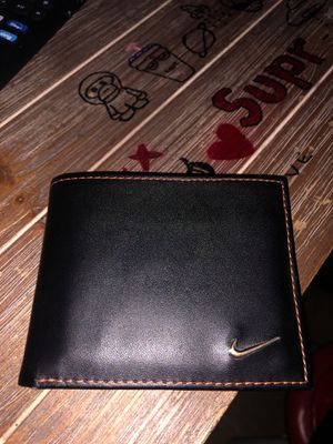 Nike wallet for Sale in Fresno, CA