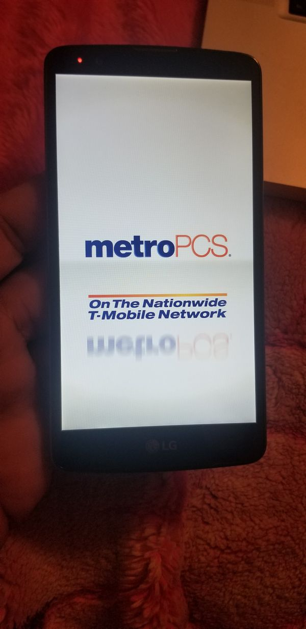 Lg stylo 2 plus metro pcs unlock for any carrier very good condition