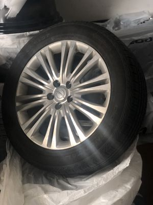 4 Rims and Tires for SALE for Sale in Seattle, WA