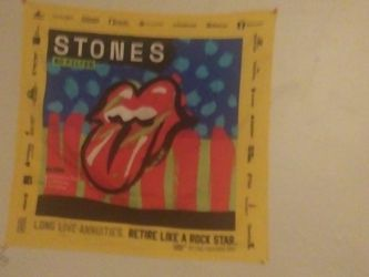 Rolling Stones Bandana Great Condition No Filter Tour for Sale in Seattle,  WA