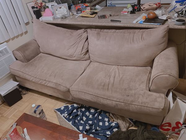 FREE Tan/beige Sofa Couch