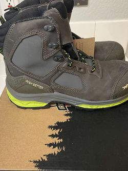 Brand New Red Wing Work Boots For Men. Size 8ee. Steel Toe for Sale in Riverside,  CA