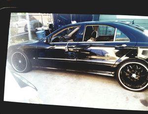"""22"""" benz rims for Sale in Miami, FL"""