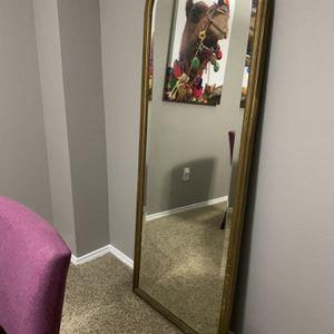 Beautiful Vintage Floor Mirror for Sale in Round Rock, TX