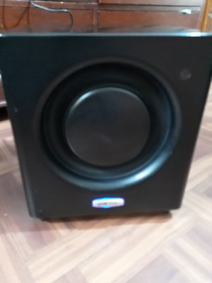 Polk audio monster subwoofer DSW 1000 for Sale in Queens, NY
