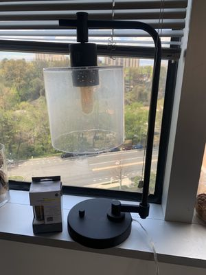 Industrial lamp from target for Sale in Alexandria, VA