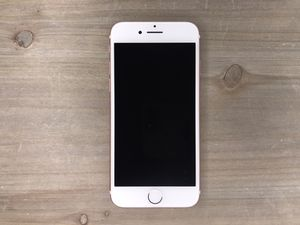 Sprint 32GB Rose Gold iPhone 7 Good Condition for Sale in Kearns, UT