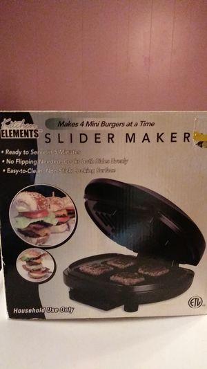 Mini Hambugers Slider Maker for Sale in Big Chimney, WV