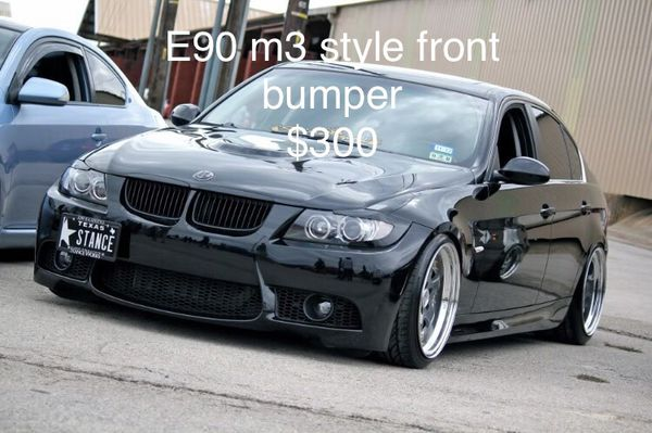 Bmw E90 06 08 328i 335i Front Bumper M Style For Sale In Garden