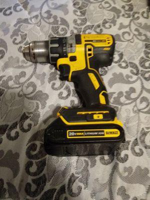 Dewalt 20v max cordless drill driver for Sale in SeaTac, WA