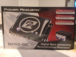 Power Acoustik BASS-15C Bass Maximizer for Sale in Corona, CA