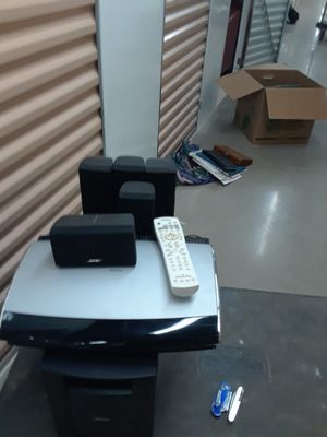 Bose acoustimass home theater system for Sale in Chicago, IL
