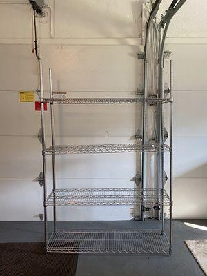 Metal Storage Rack for Sale in Summit, NJ