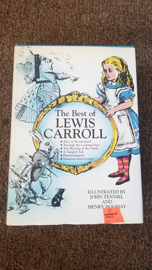 The best of Lewis Carroll for Sale in Los Angeles, CA