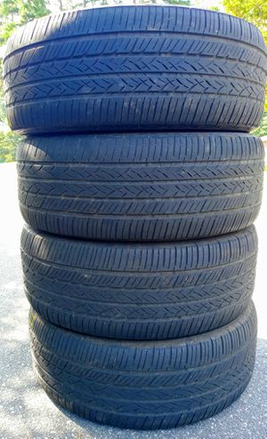 (4) Toyo 235/55/18 for Sale in Charlotte, NC