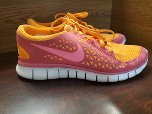 Nike + free run shoes for Sale in Graham, WA