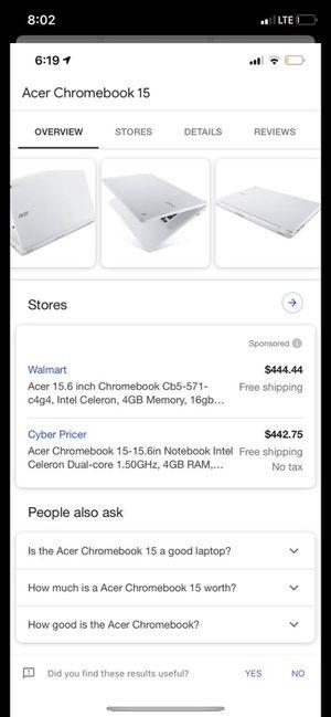 Chromebook New for Sale in Norwalk, CA