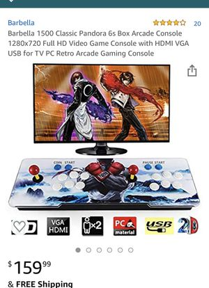 Game console for Sale in Fresno, CA