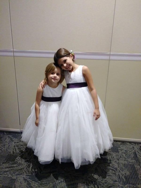 Girls Formal Dresses Size 3 and Size 5