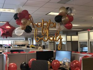 Balloon Stand/Balloon Arch Decor for Sale in Lithonia, GA