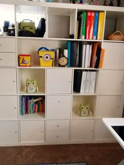 Large Customize Cube Storage +Read Post for Sale in Rochester,  MI