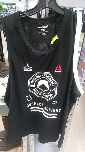 2XL Reebok sleeveless tshirt for Sale in Orlando, FL