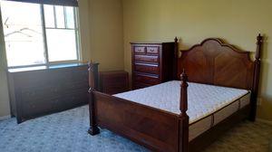 Bedroom furniture set for sale for Sale in Menifee, CA