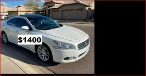 Price$12OO Nissan Maxima for Sale in Fresno, CA