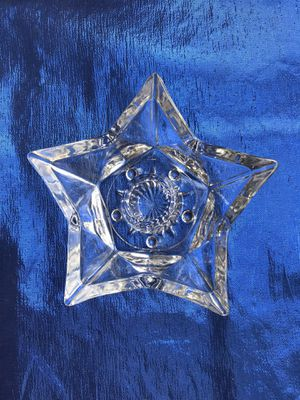 Star candle holders (2) for Sale in Bolingbrook, IL