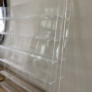 Clear Nail Polish Wall Rack for Sale in Katy, TX