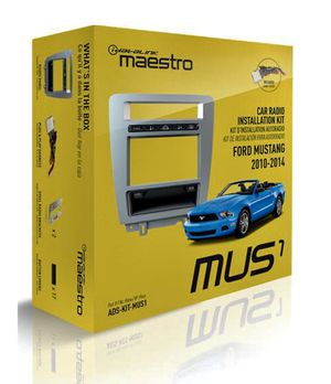 Maestro Mus 1 Dash Kit & Kenwood Stereo Bluetooth DVD Receiver for Sale in Millersville, MD