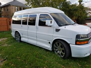 2007 Chevy Express Conversion AWD for Sale in Detroit, MI