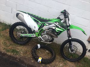 2015 kx450f for Sale in Princeton, WV